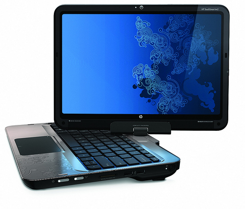 HP Tm2 tablet pc