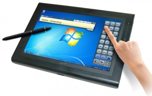 Motion Computing J3500 tablet PC