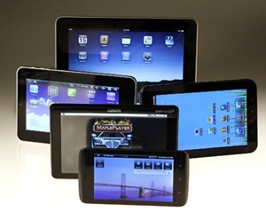 Tablets for the Holidays