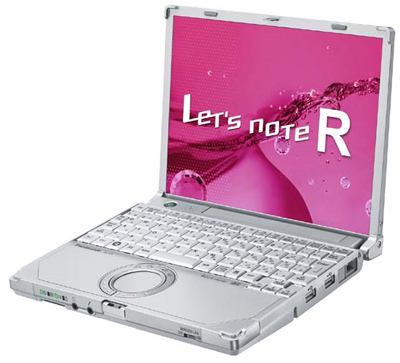 Panasonic Netbook