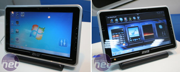 MSI WindPad  Tablet PCs