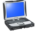 Panasonic's rugged Toughbook 19 Tablet PC