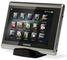 toshiba journe tablet pc