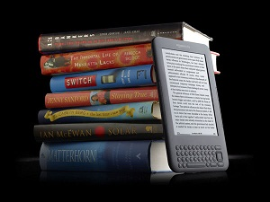 amazon tablet with Books