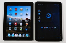 iPad vs Android