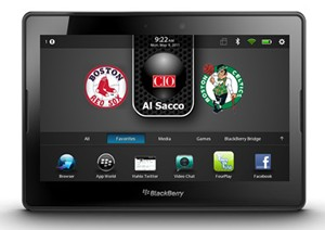 BlackBerry PlayBook Tips for All RIM Tablet Users