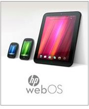 HP Web OS Tablets