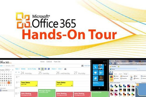 Microsoft Office 365 Hands on Tour