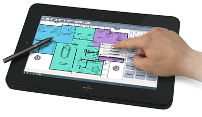 Motion Computing's CL900 Tablet