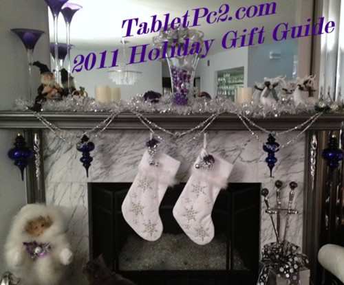 2011 Tablet Gift Guide