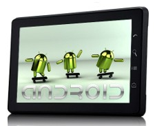 Chinavasion Android Tablet
