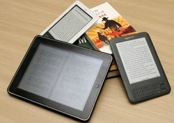 Tablets and e readers