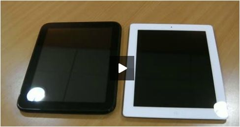 Video review: Apple Ipad 2 vs HP Touchpad