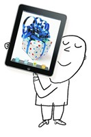 Tablet as a gift