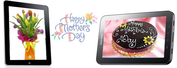 Tablets for Mothers Day
