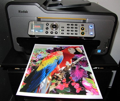 KODAK ESP 9250 All-in-One Printer McCaw Photo