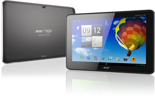 Acer Iconia Tab A510 Quad-Core Tablet