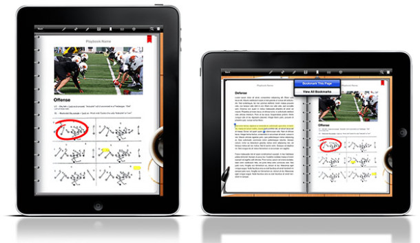 iPads in the NFL - Digital Playbook