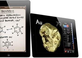 iBooks 2 for iPad - interactive text books