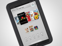 Barnes & Noble HD Nook