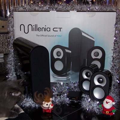 Paradigm Millenia CT Compact Theatre with subwoofer