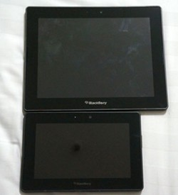 7 and 10 inch BlackBerry Playbook
