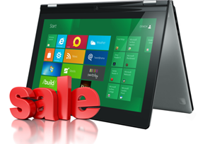 Windows 8 Tablets Now Available for Pre order