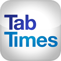 Tab Times iPad Icon