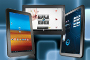 3 tablet pc's