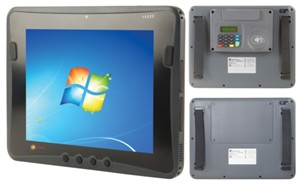 DLI 9000 Rugged Mobile Tablet.