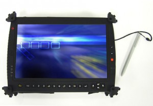 GammaTech RT10C rugged tablet PC