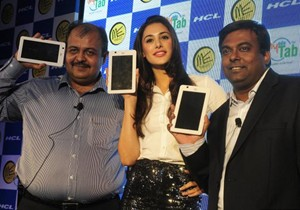 HCL U1 tablet launch
