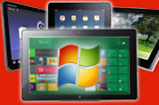 Windows 8 vs other Tablets