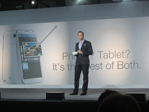 Samsung Galaxy Note-phone or tablet?