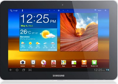 Samsung Retina Display Tablet