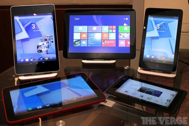 5 new HP tablets