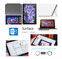ace and Surface Pro Tablets