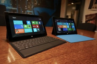 Surface Pro & Surface RT Tablet PCs