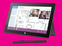surface pro with pen