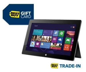 Best Buy Microsoft Surface trade in