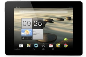Acer Iconia Tab A1 tablet
