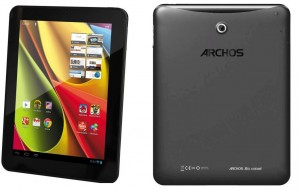 Archos 80 Xenon Tablet