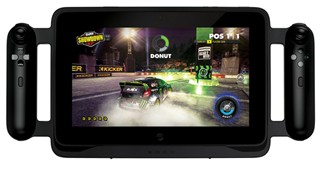 Razer Edge Gaming Tablet With Handles