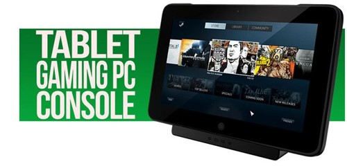 Razer Edge Gaming Tablet Console