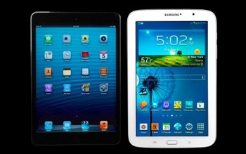 iPad Mini 2 Versus Samsung Galaxy Note 3