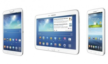 Samsung Galaxy Tab 3 Series tablets