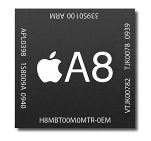 Apple A 8 CHip
