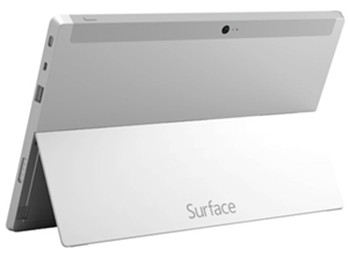 Surface RT back