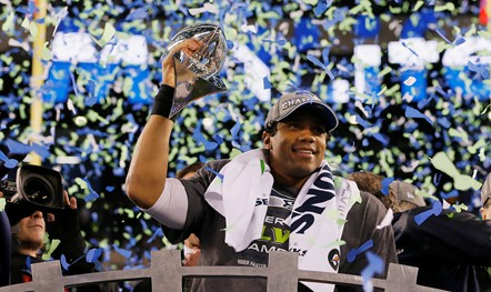 Congratulations To The Seattle Seahawks