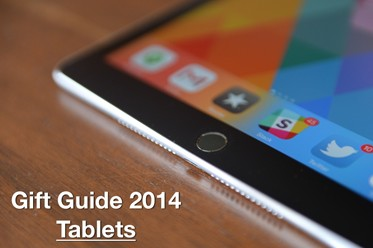 Tablet Gift Guide 2014